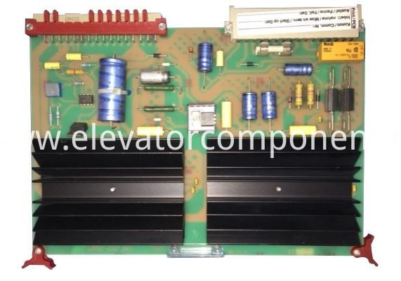Schindler MB-D/S Elevator Power Board 590296